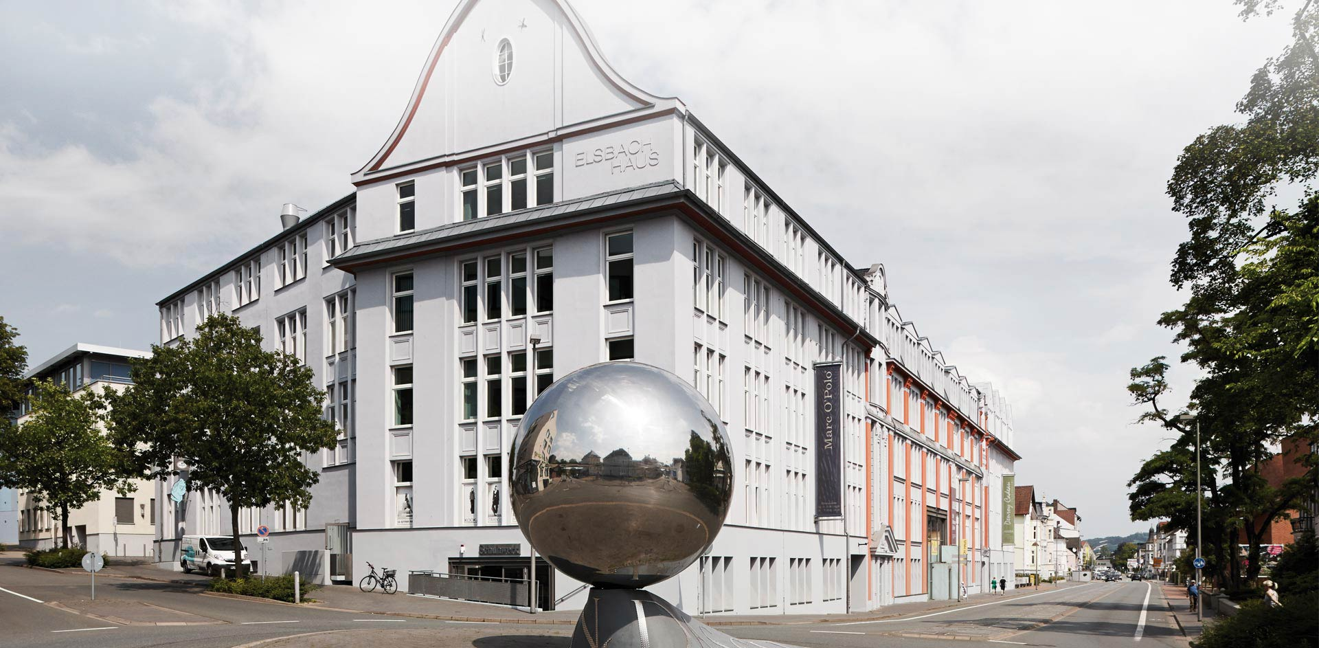 Elsbach Haus Herford | Physiotherapie Individuum